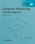 Computer Networking - A Top-Down Approach, Global Edition, 7. udgave