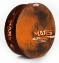 miniaturebillede af omslaget til Mars: 100 Piece Puzzle - Featuring Photography from the Archives of NASA (Shaped Space Puzzle, Photography Puzzles, NASA Puzzle, Solar System Puzzle)