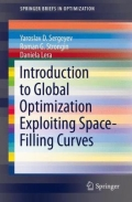 miniaturebillede af omslaget til Introduction to Global Optimization Exploiting Space-Filling Curves, 1. udgave