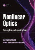 miniaturebillede af omslaget til Nonlinear Optics - Principles and Applications