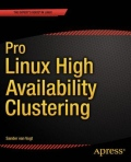 miniaturebillede af omslaget til Pro Linux High Availability Clustering