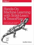 miniaturebillede af omslaget til Hands-On Machine Learning with Scikit-Learn and TensorFlow - Techniques and Tools to Build Learning Machines
