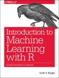 miniaturebillede af omslaget til Introduction to Machine Learning with R - Rigorous Mathematical Analysis, 1. udgave