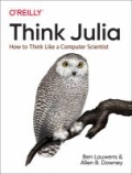 miniaturebillede af omslaget til Think Julia - How to Think Like a Computer Scientist