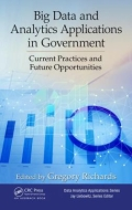 miniaturebillede af omslaget til Big Data and Analytics Applications in Government - Current Practices and Future Opportunities