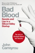 miniaturebillede af omslaget til Bad Blood - Secrets and Lies in a Silicon Valley Startup