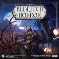 miniaturebillede af omslaget til Eldritch Horror Boardgame