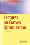 Lectures on Convex Optimization, 2. udgave