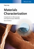 miniaturebillede af omslaget til Materials Characterization - Introduction to Microscopic and Spectroscopic Methods, 2. udgave