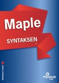 Maple Syntaksen, 1. udgave