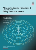 Advanced Engineering Mathematics 1 Enoter F2018