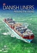 miniaturebillede af omslaget til Danish liners around the world, 1. udgave