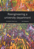 Reengineering a university department - Promoting the operational change of the computing department at the University of Copenhagen, 1. udgave